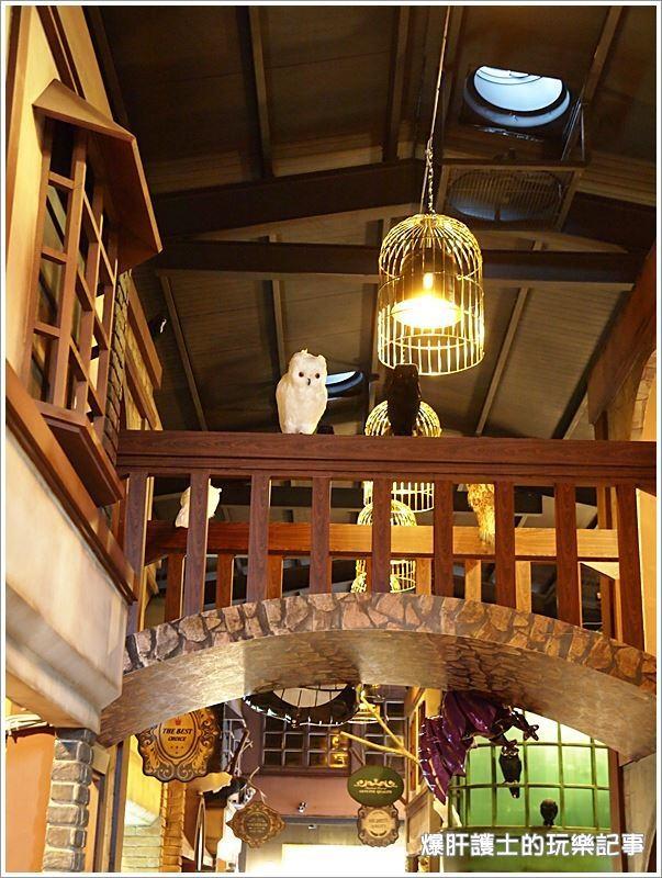 【宜蘭礁溪】四圍堡車站 哈利波特的主題餐廳 山寨村旗下第二個新景點! - nurseilife.cc
