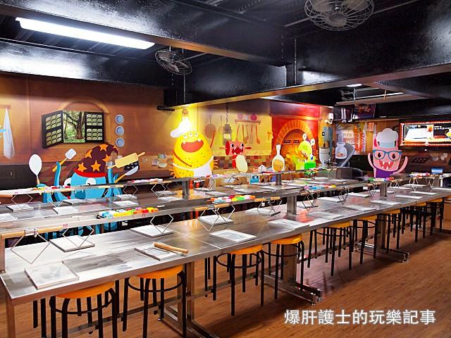 【彰化觀光工廠】台灣優格餅乾學院 餅乾吃到飽及餅乾DIY的魔法城堡 - nurseilife.cc