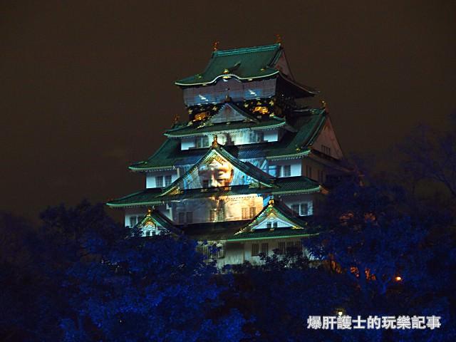 日本最大!2015大阪城3D聲光秀 內含優惠折價券 - nurseilife.cc