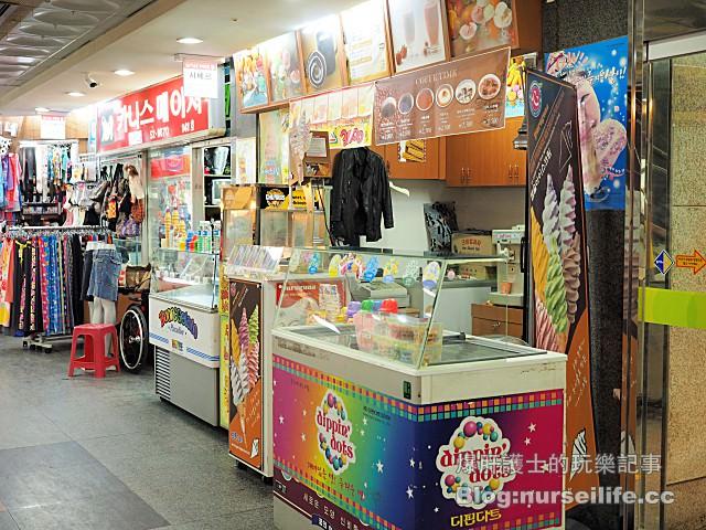 【濟州島】到韓國不能錯過的dippin dots 迷你粒粒冰淇淋 - nurseilife.cc