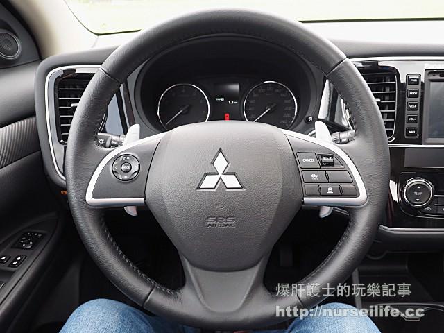 多功能SUV休旅車三菱outlander 帶家人看見不一樣的世界 - nurseilife.cc