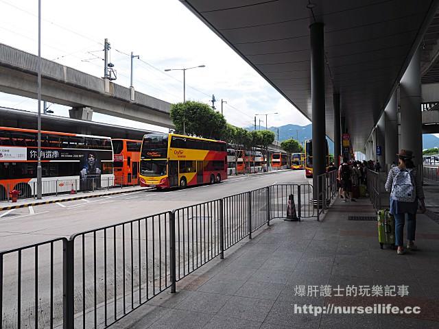【香港】想省旅費就別選機場快線改搭巴士吧! - nurseilife.cc