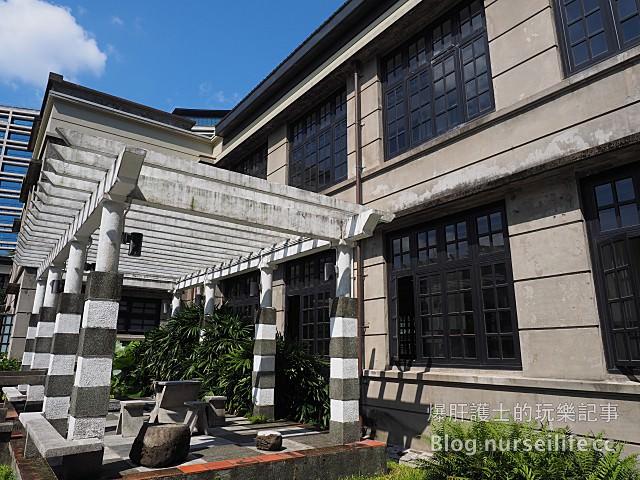 【台北旅遊】松山菸廠 是古蹟也是文創更是免費逛街賞文藝的好地方! - nurseilife.cc