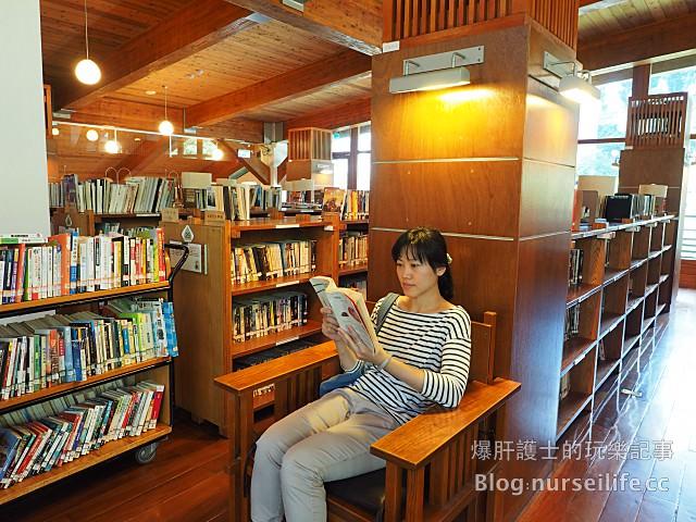 【台北旅遊】台北市立圖書館北投分館 台北最美的綠建築圖書館 待上一天也不膩 - nurseilife.cc