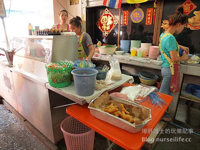 【曼谷美食】王子戲院豬肉粥 當地人必吃的肉丸子鮮粥 - nurseilife.cc
