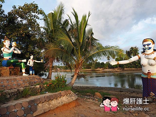 【 蘇梅島】好吃椰子冰、阿公石、阿嬤石、大佛、做水燈,在蘇梅島過水燈節好好玩。 - nurseilife.cc