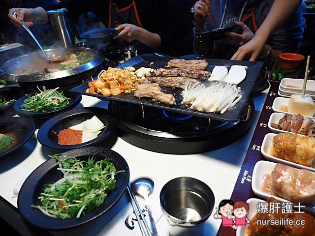 【台北美食】韓國第一品牌 八色烤肉 免動手!專人燒烤,八種口味五花肉一次滿足! - nurseilife.cc