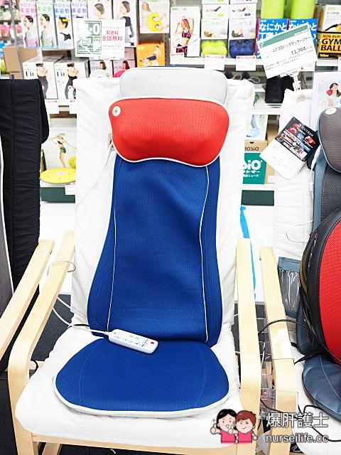 【名古屋敗家品推薦】DOCTOR AIR 輕巧型按摩椅 - nurseilife.cc
