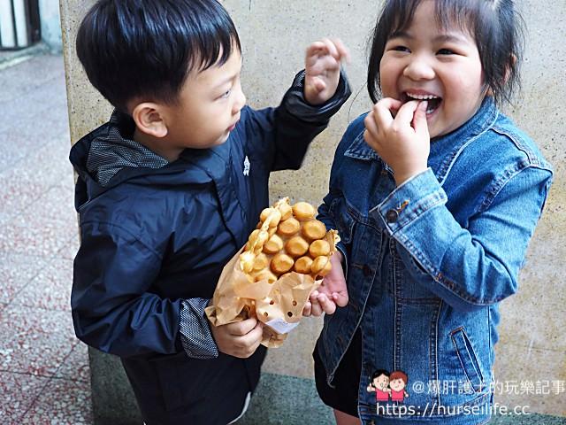【香港銅鑼灣】香港排隊地道小食 媽咪雞蛋仔 - nurseilife.cc
