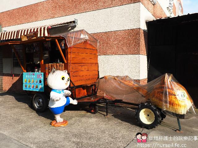 雲林、虎尾 頂溪社區屋頂上的貓 台灣原創彩繪村 - nurseilife.cc