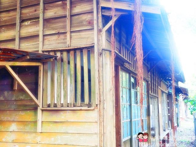 雲林、虎尾 舊糖廠宿舍 荒廢的青田街一號 - nurseilife.cc
