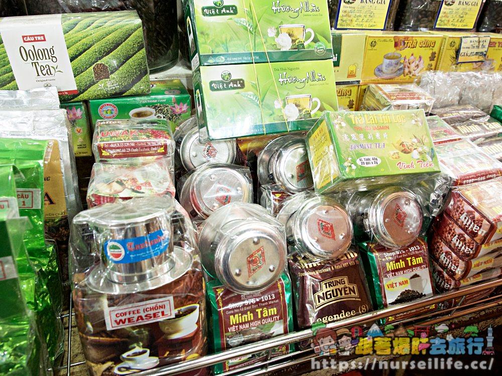 越南、胡志明市 濱城市場Ben Thanh Market 白天市集、晚上夜市在此體驗當地生活的縮影 - nurseilife.cc