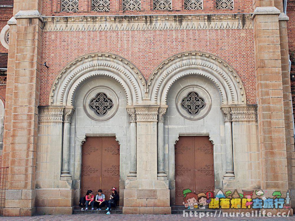 越南、胡志明市|胡志明市聖母院大教堂Notre Dame Square(紅教堂) - nurseilife.cc