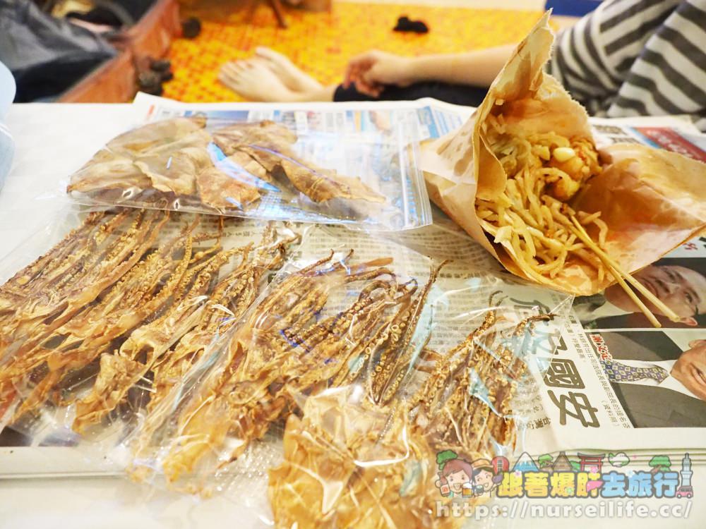 屏東、小琉球|廟口鹹酥雞、花媽冰店、鄭記香腸、現烤魷魚乾 - nurseilife.cc