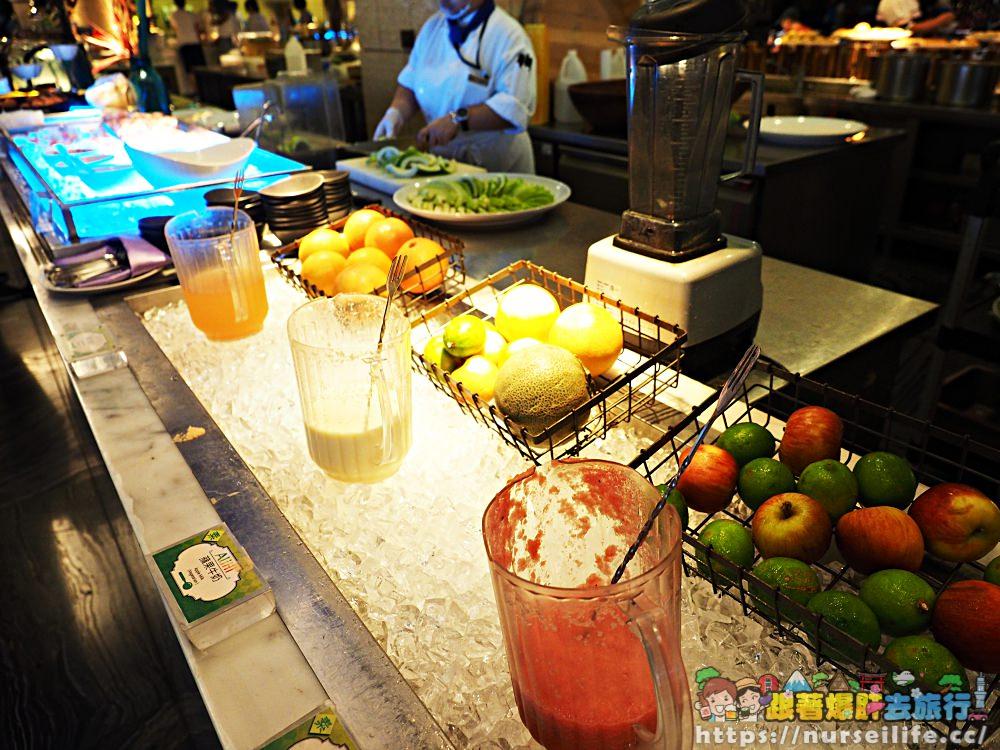 台東、桂田喜來登 阿力海百匯餐廳.吃到飽自助早餐也多元美味 - nurseilife.cc