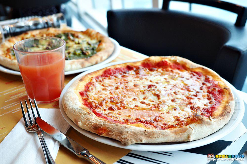 歌詩達郵輪新浪漫號 那不勒斯匹薩Napolina Pizza.柴火窯烤披薩好吃又正點 - nurseilife.cc
