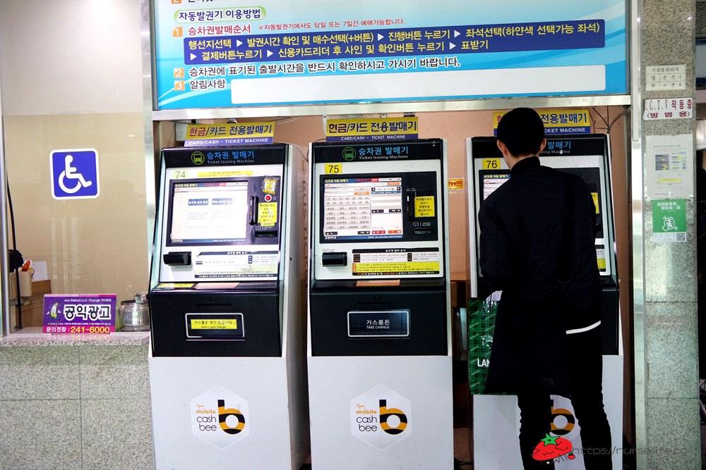 韓國交通|搭乘巴士往江陵購票及搭乘方法 - nurseilife.cc