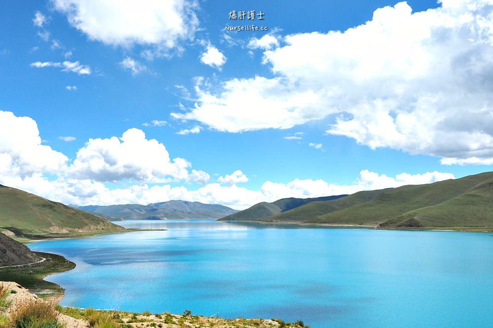 中國、西藏 羊卓雍措聖湖的夢幻碧藍.隨著攀上甘巴拉山而感動 - nurseilife.cc