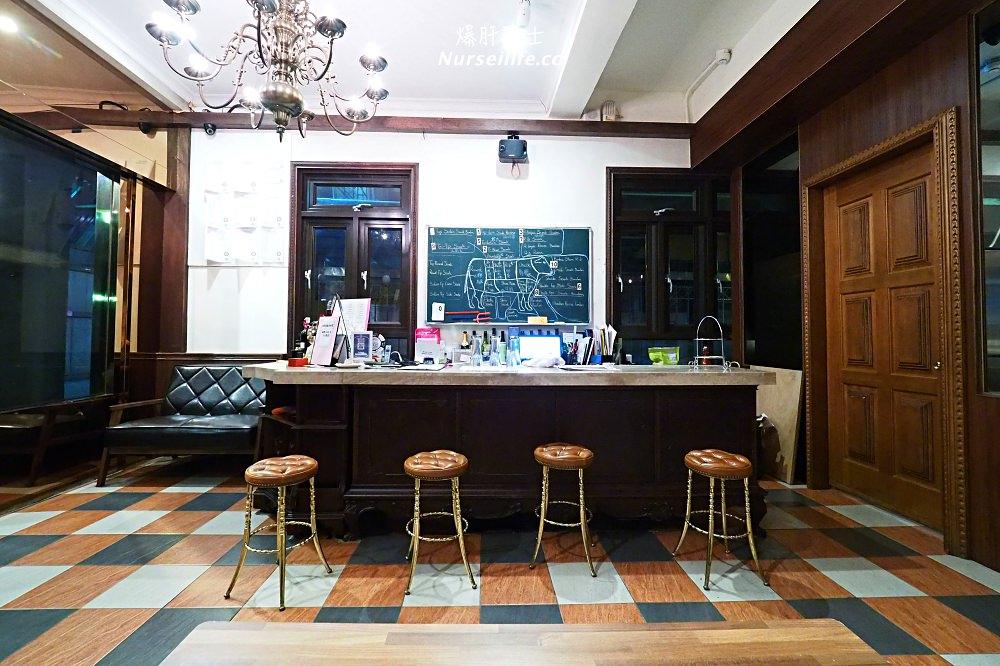 大熊和牛 Bear & wagyu|雙連捷運站旁百元和牛漢堡.老屋改建的上海風情餐酒館 - nurseilife.cc