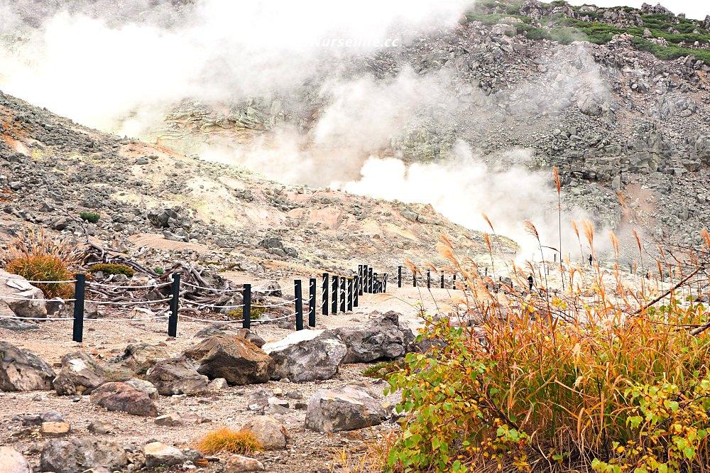 北海道|硫磺山.漫步在失色的仙境 - nurseilife.cc