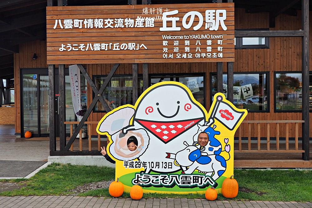 北海道 八雲噴火灣景觀公園.親子旅遊不能錯過的休息站 - nurseilife.cc