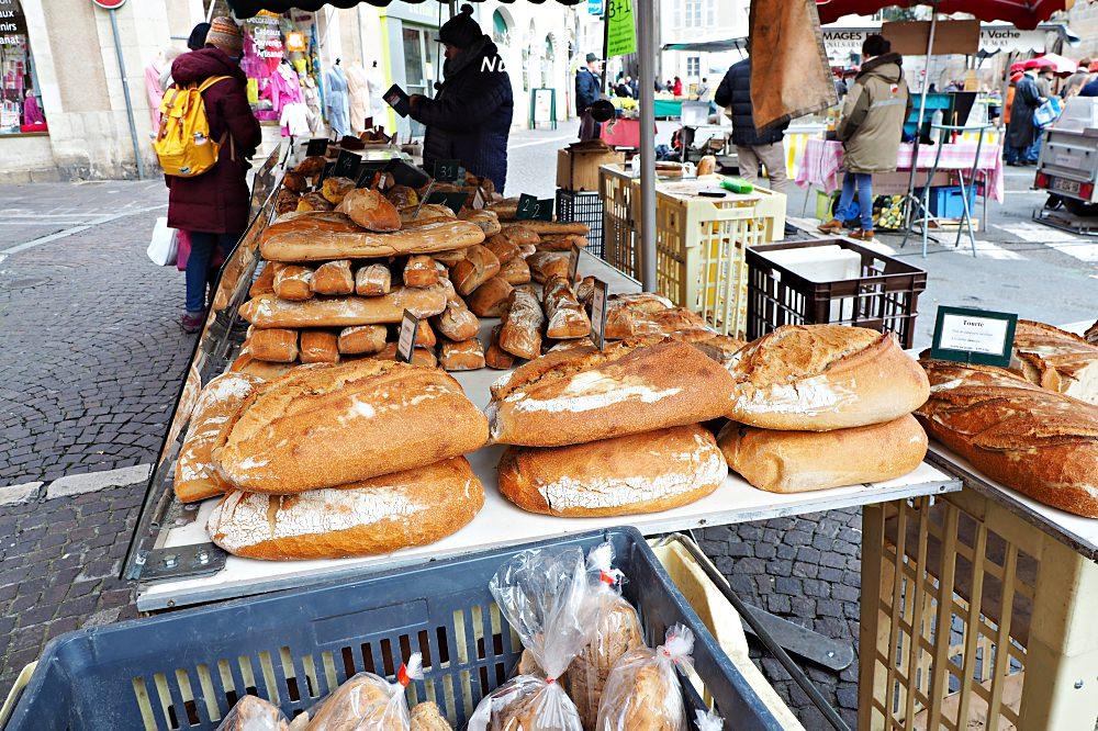 卡奧爾Halle Cahors.不僅美味也充滿人情味的小鎮市場 - nurseilife.cc