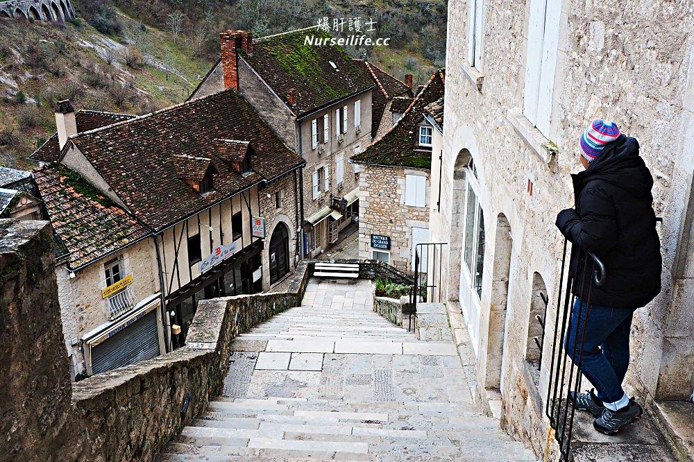 法國、洛特省|羅卡馬杜爾 Rocamadour.中世紀的天空之城 - nurseilife.cc
