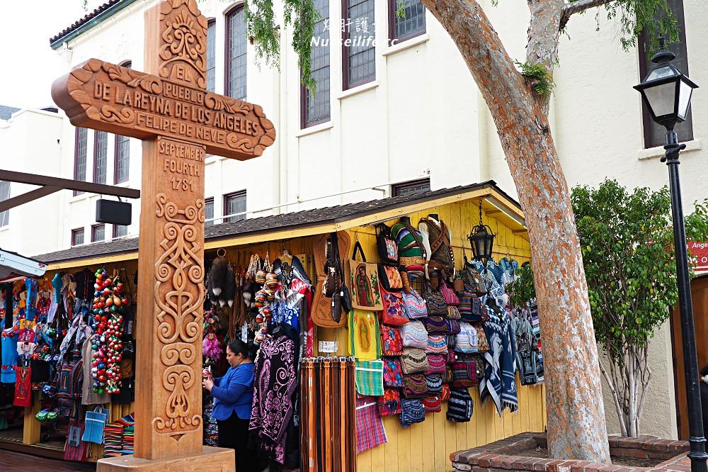 美國、加州|El Pueblo de Los Angeles.一下站就轉換國家的墨西哥街 - nurseilife.cc