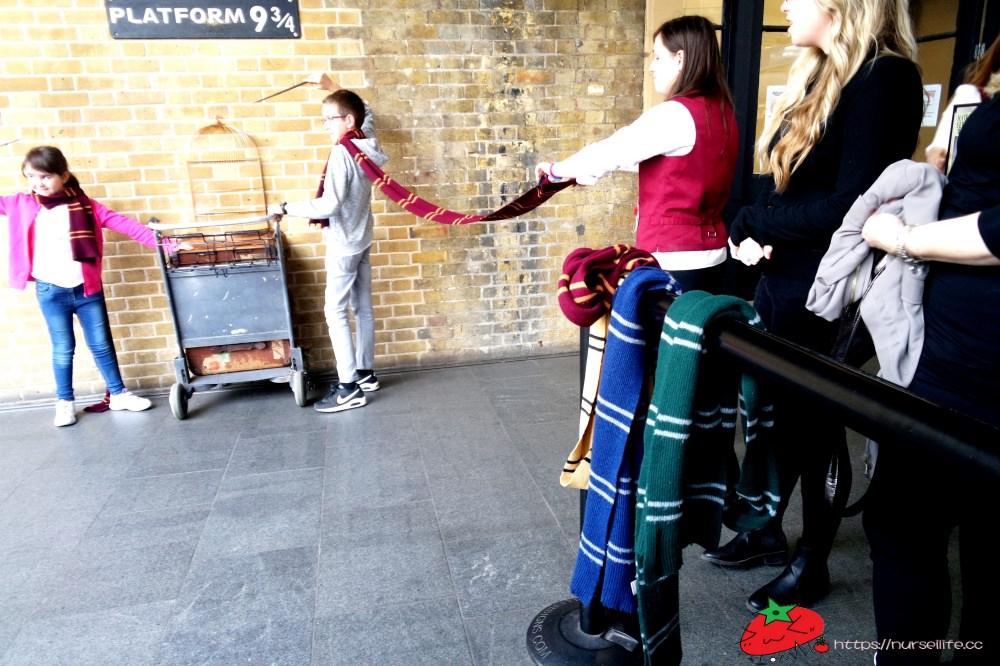 英國、倫敦|King's Cross Station 國王十字車站的九又四分之三月台.哈利波特我來了! - nurseilife.cc