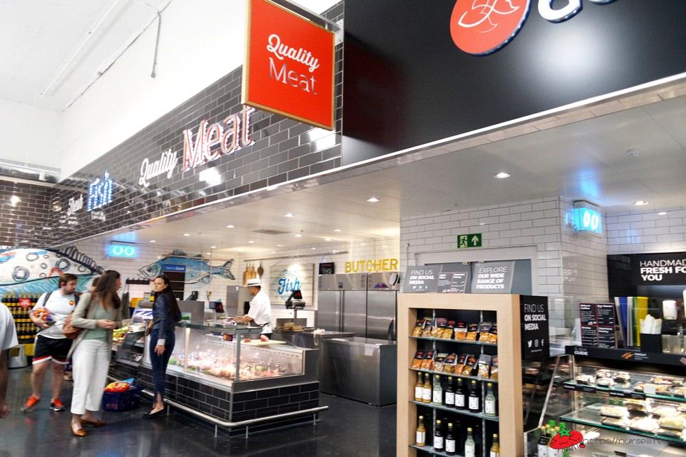 英國、倫敦 Sainsbury's 能見度最高的連鎖超市.搭配自助結帳超方便 - nurseilife.cc