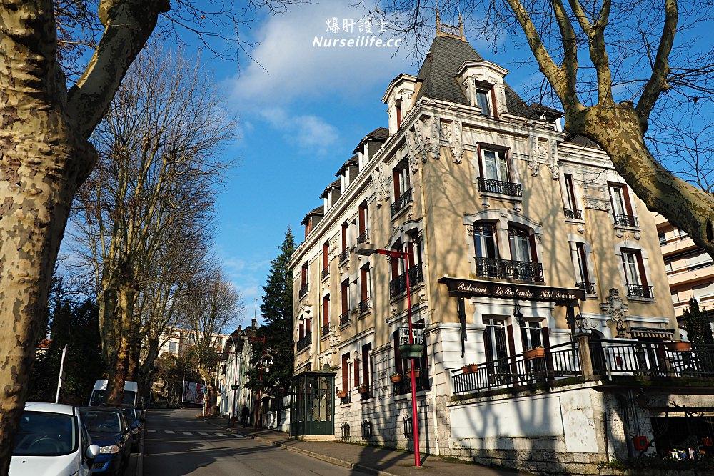 法國、卡奧爾|終點酒店 Hôtel Terminus.百年飯店初體驗來自一個美好的錯誤 - nurseilife.cc