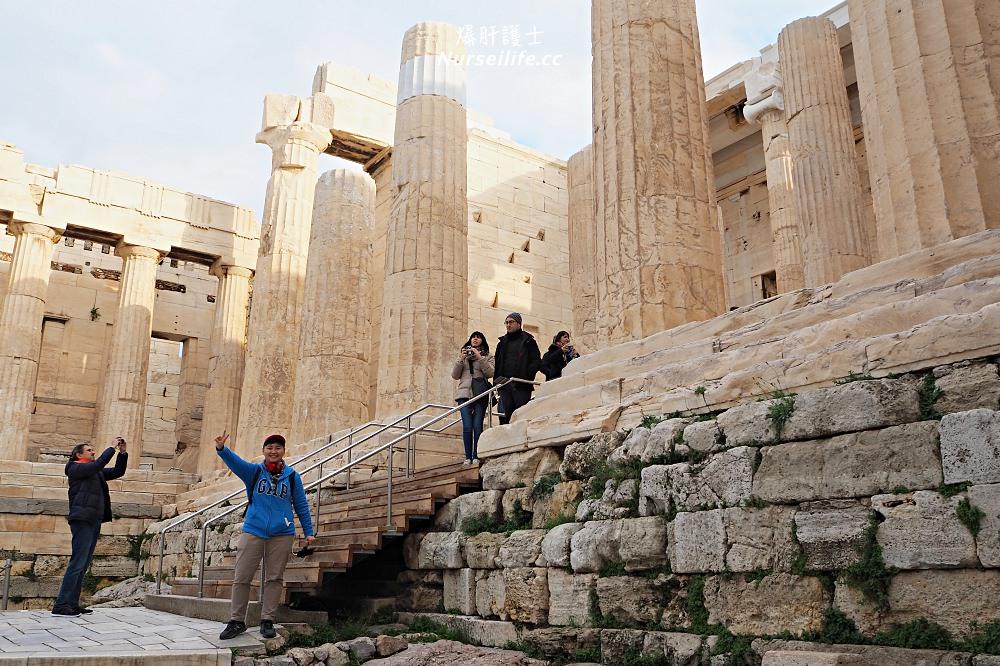 希臘 雅典衛城 Acropolis of Athens 帕德嫩神殿.雅典娜我來了! - nurseilife.cc