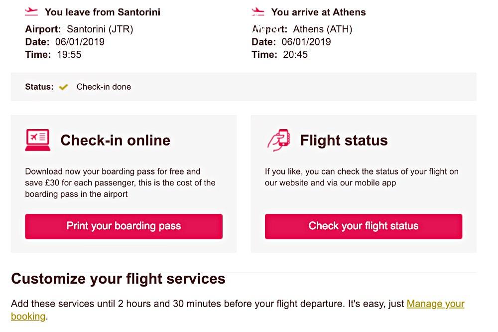 在歐洲搭廉航若沒辦理線上登機小心要重買機票 - nurseilife.cc