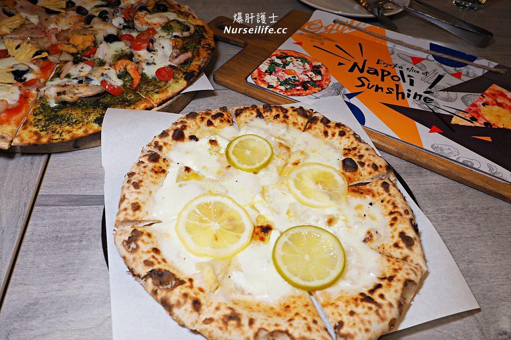 芝山捷運美食 Pizzeria OGGI 歐奇窯烤披薩.天母店全新裝潢餐點豐富多人聚餐更划算 - nurseilife.cc