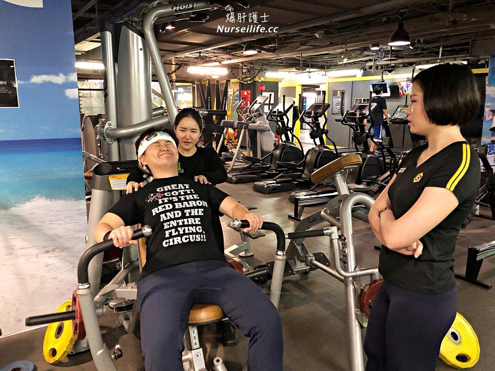 北投健身房聚廠樂活運動俱樂部:科學健身計畫增肌減脂半年體脂速降8% - nurseilife.cc