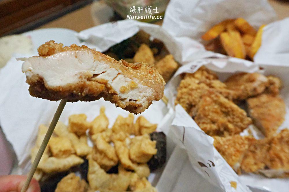 北投復興崗無骨鹹酥雞特大雞排.平價大份量很早關門的鹹酥雞 - nurseilife.cc