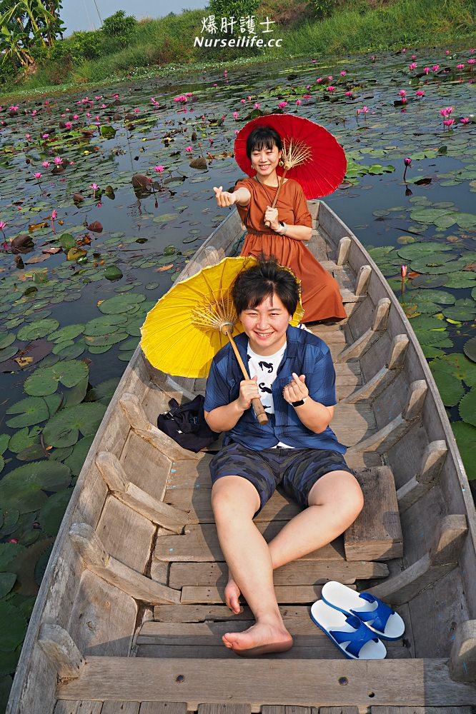 曼谷紅蓮花水上市場拍網美照之旅 - nurseilife.cc