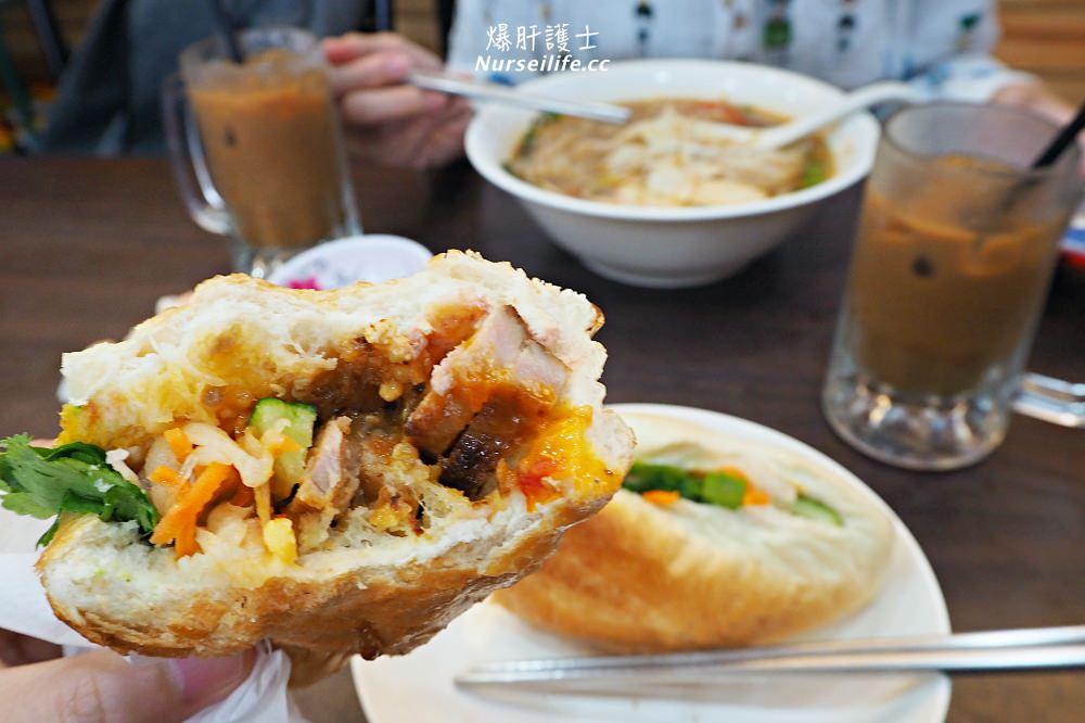 天母紅鸞越南美食.大碗便宜還有相見恨晚的越式法國麵包 - nurseilife.cc