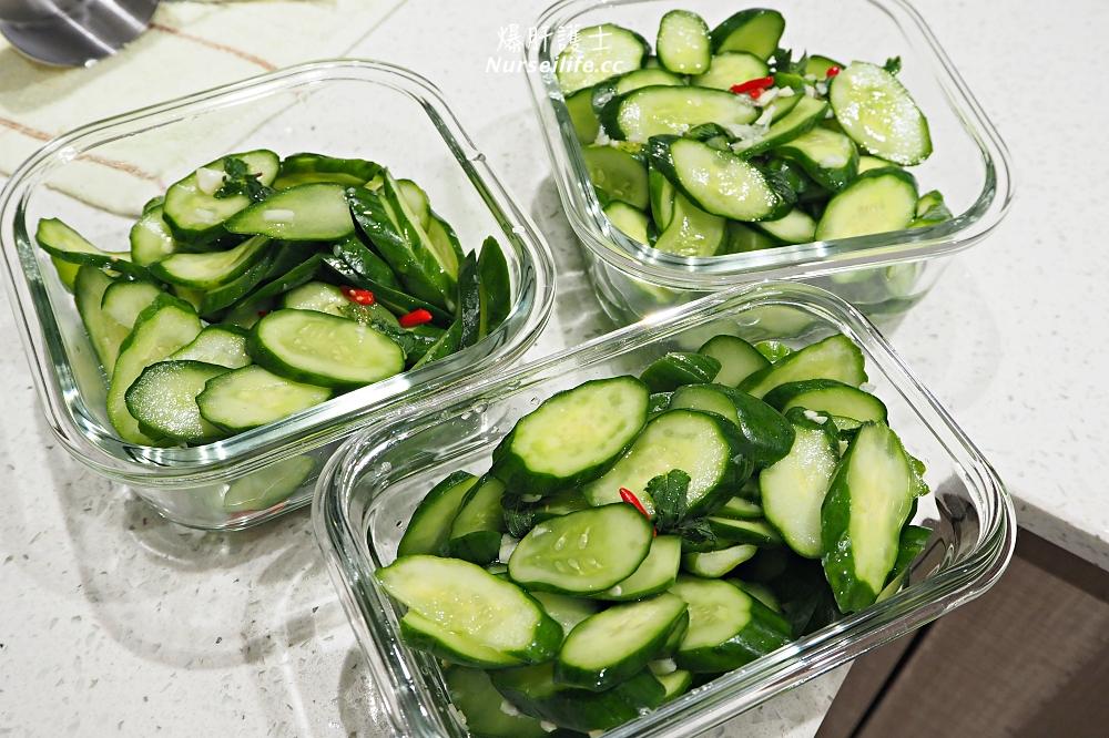 兩種版本的涼拌小黃瓜:日常小菜和下酒菜都很適合 - nurseilife.cc