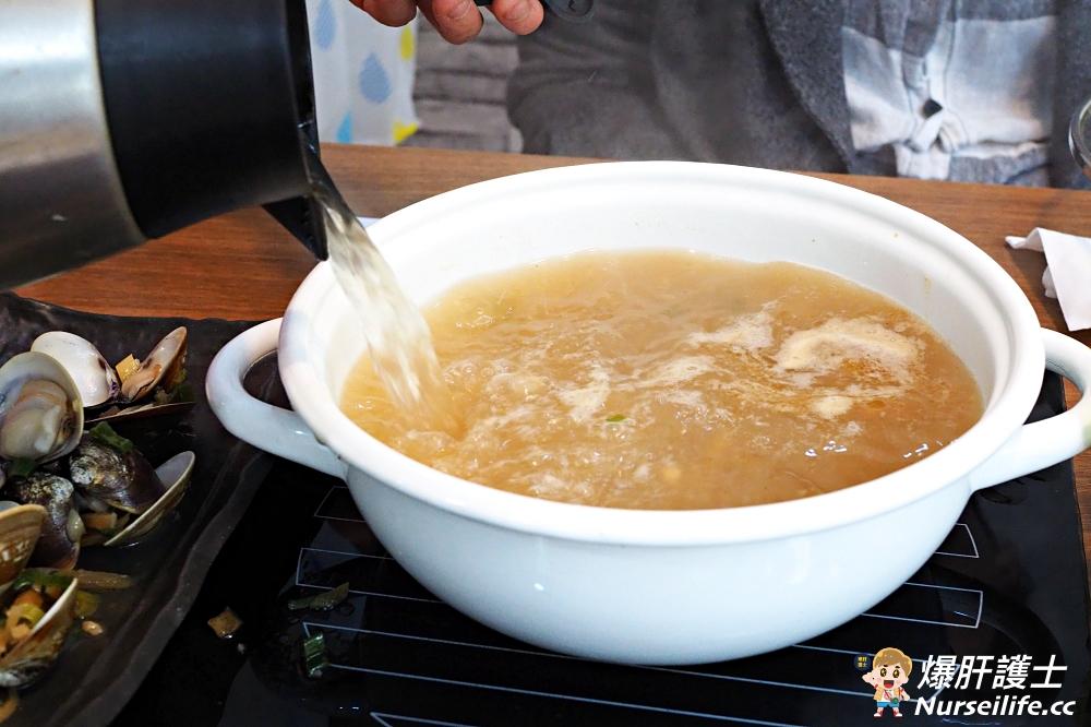 天母火鍋》Mi寶涮涮鍋.麻油蛤蠣、南洋叻沙「特殊湯頭」讓人一喝上癮,連外縣市都宅配! - nurseilife.cc