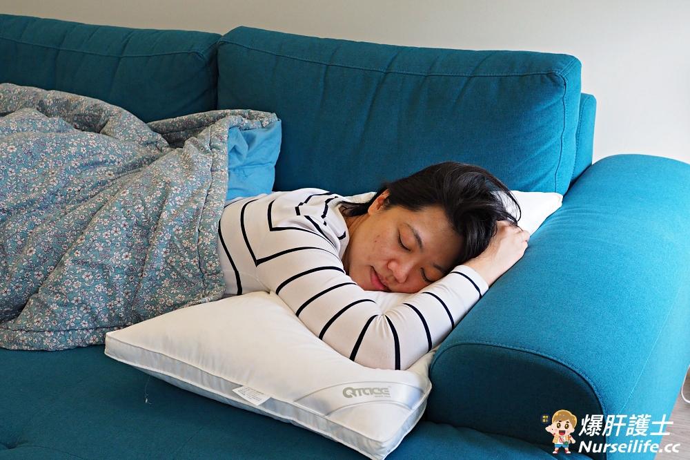 【QTACE】捕夢枕羽絨枕可水洗、可烘乾.在家擁有五星級般的睡感 - nurseilife.cc