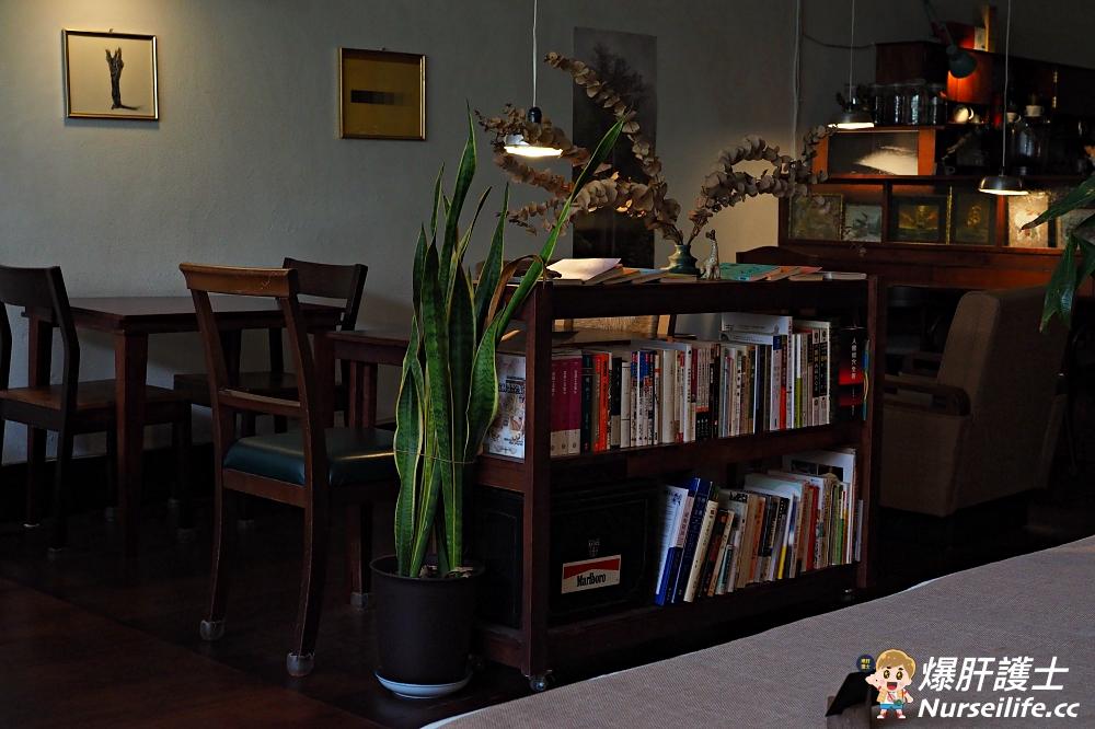秋山咖啡|天母一進門自動閉嘴的咖啡廳.極適合單身前往享受寧靜時光 - nurseilife.cc
