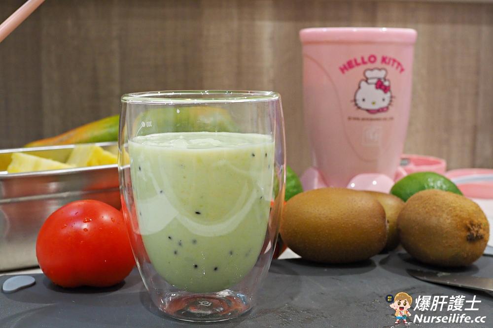 【鍋寶】Hello Kitty聯名限定款-多功能蔬果研磨機,冰沙、果汁、醬料通通打起來! - nurseilife.cc