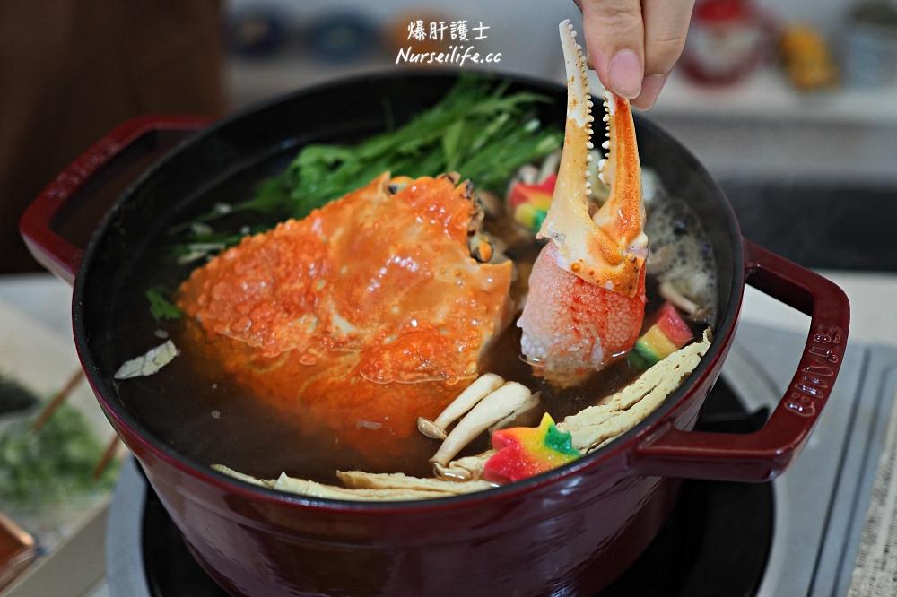 月夜岩 蟹懷石「疫情時間」推出活蟹外帶/外送料理與蟹便當,讓你安心在家吃美食! - nurseilife.cc