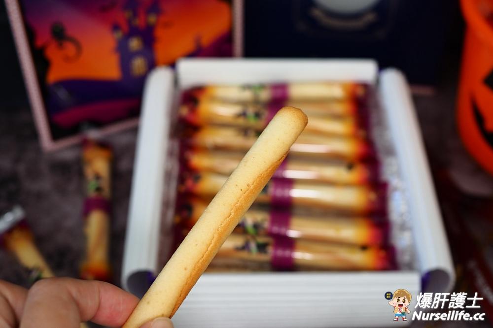 【日本東京伴手禮】YOKU MOKU 萬聖節限量版雪茄蛋捲禮盒 - nurseilife.cc