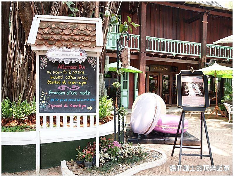 【泰國清邁】泰國芒果糯米馬卡龍,味道好特別! Dhara Dhevi Cake Shop - nurseilife.cc