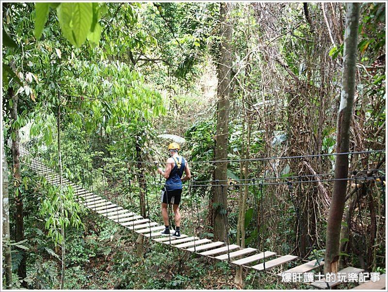 【泰國清邁】Jungle Fly 刺激好玩的叢林飛行 緊張尖叫指數大勝雲霄飛車 - nurseilife.cc