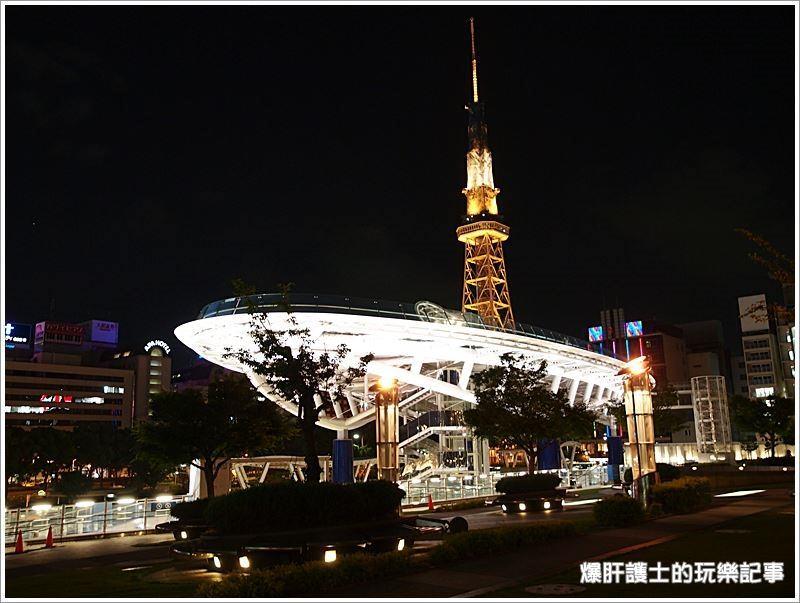【名古屋景點】綠洲21-水的宇宙船及電視塔.裡頭有松本清和龍貓專賣店 - nurseilife.cc