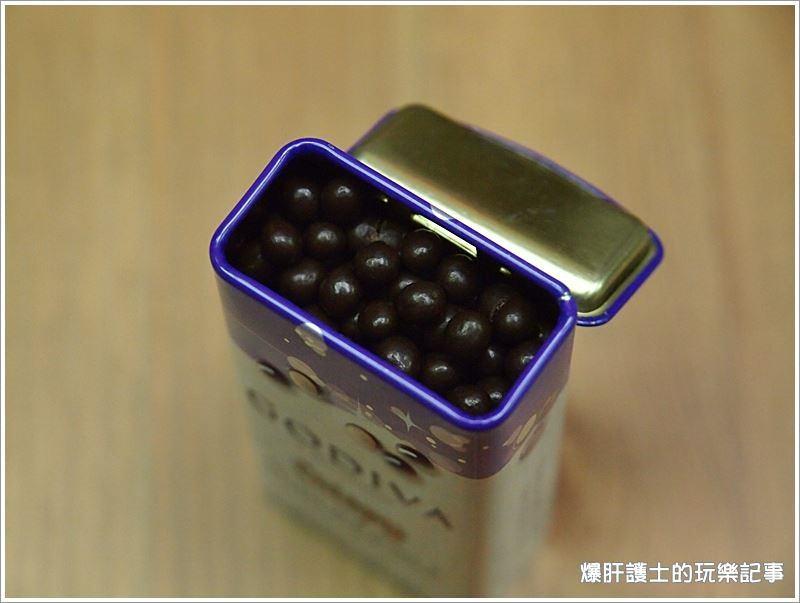 【機上購物】GODIVA 迷你香脆巧克力豆 復興航空商品型錄必買商品 - nurseilife.cc