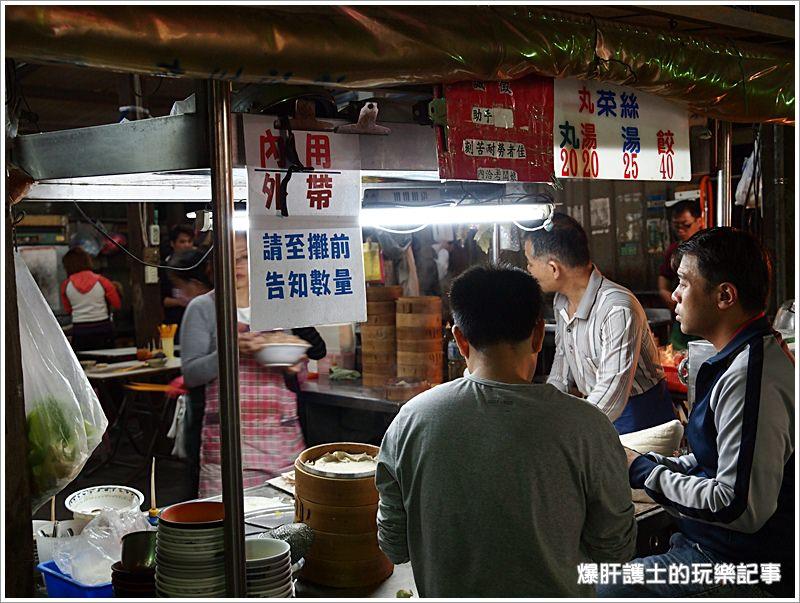 【彰化】三民市場內的無名蒸餃 - nurseilife.cc
